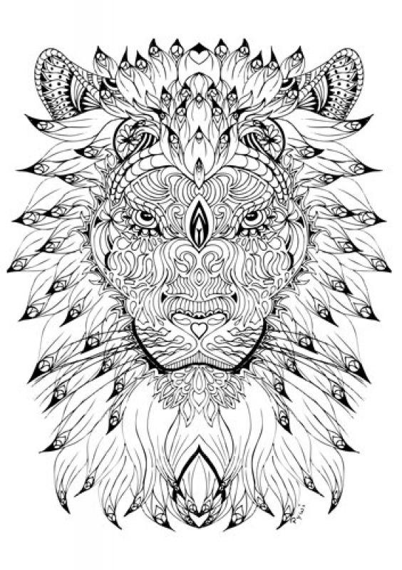 doodeln zentangle